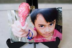 Cutest homemade valentine cards EVER! I would love to make these for Joplin to give out to family next year <3