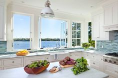 Wonderful kitchen by Talbot Inc. In Westport, MA!