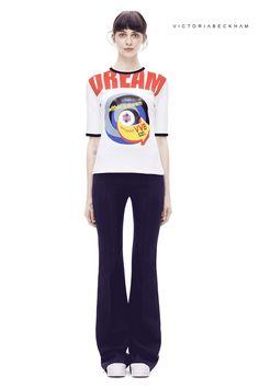 Follow your dreams #personalproject #animatedgif #fashion #victoriabeckham #victoriabyvictoriabeckham   Animated gif by Sandra Turkiewicz www.sandraturkiewicz.com   Image via victoriabeckham.com