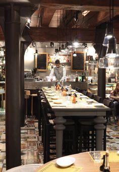 Bacaromi Un joli restaurant, à Venise…molino stucky italie giudecca