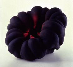sculptural ceramic piece by Japanese artist Chieko Katsumata
