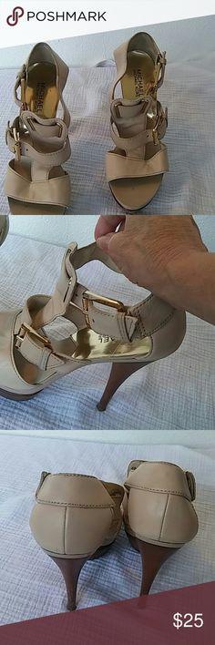 New Girls Youth Sonoma life+style Platform Wedge Sandal Style 73277 White 86C hr