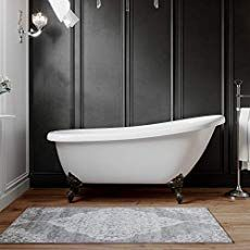24 Clawfoot Bathtub Ideas And Designs For 2020 Tips Photos Clawfoot Bathtub Bathtub Bathtub Tray