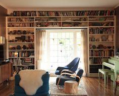Inside painter Louise Bonnet's #art-filled Hollywood #home!