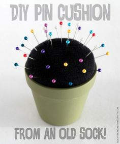 7 Easy DIY Pin Cushions