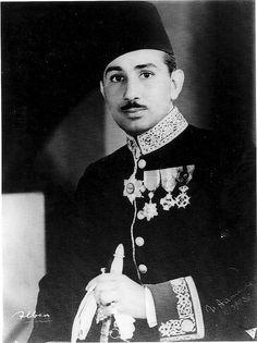 Mohammed Khalil Bey Hamada (c.1939), Chief of Palace Protocol, Private Secretary to Queen Nazli, Chamberlain of the Palace | by moushkarahman