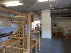 The Nursery Gallery at LCC London University, Loft, Museum, Nursery, Gallery, Bed, Furniture, Home Decor, Lofts