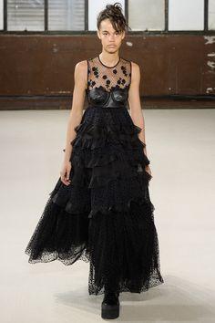 Giamba Fall 2016 Ready-to-Wear Fashion Show - Shelby Hayes