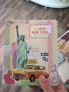 New York baby!
