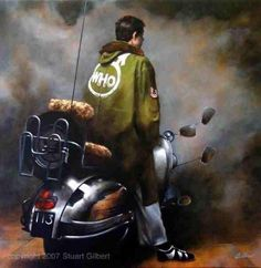 quadrophenia.....we have this in black and white ❤