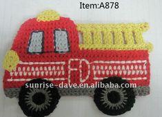 Fire Truck Applique   crochet_fire_truck_applique.jpg