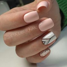 "1,359 Likes, 1 Comments - Идеи МаникюраНогтиNailart (@slider_likes) on Instagram: ""@sveta_liber_nail -…"""