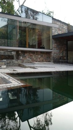 Impressive house surrounded by forest in Chile designed by architecture firm Schmidt Arquitectos Asociados