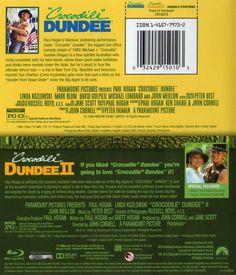Crocodile Dundee / Crocodile Dundee II Blu-ray