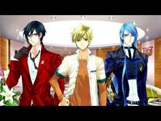 Star Project - VC紹介動画 -otome game