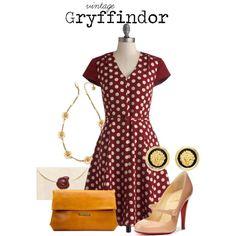 vintage Gryffindor