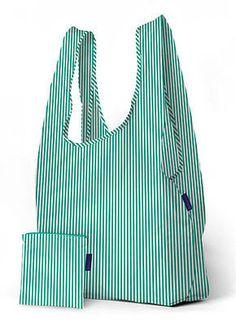 I love this bag for grocery shopping.  BAGGU BIG Bag Reusable Shopping Bag Grocery Laundry Bags Tote You Choose Color / Baggu