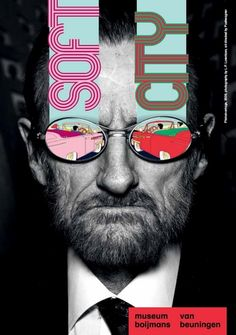 Pushwagner - Soft City E Cards, Mirrored Sunglasses, Museum, Van, City, Movie Posters, Rotterdam, Studios, Artists