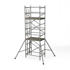 3Ds Max Scaffold Tower Building - 3D Model