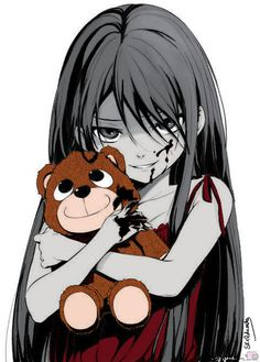 Browse Corpse Party collected by Ulquii and make your own Anime album. Anime Chibi, Manga Anime, Anime Pokemon, Kawaii Anime, Anime Art, Corpse Party, Dark Anime Girl, Girls Anime, Animes Yandere