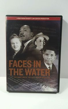Faces in the Water: The Martyrs of the Civil Rights Memorial in DVDs & Movies, DVDs & Blu-ray Discs | eBay