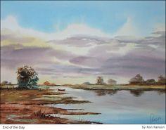 Ron Ranson - Watercolor