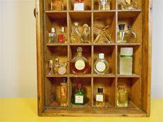 rare vintage mignon perfume bottles