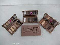 $9.9 Naked Basics Urban Decay