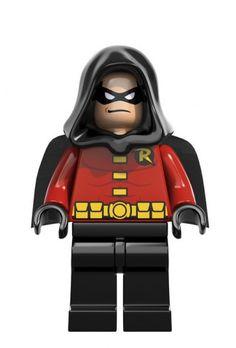 Robin - Les super héros en #Lego