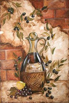 Tre Sorelle Art for Home Decor Decoupage Vintage, Decoupage Paper, Images Victoriennes, Arte Pallet, Decoupage Printables, Arte Country, Art Decor, Decoration, Wine Decor