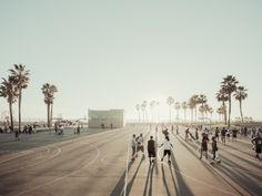 Franck Bohbot's Portfolio - L.A (work in progress) Basketball players in Venice Beach, LA, 2014
