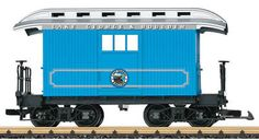 Passenger Cars 122575: Lgb 31052 G Baggage Car -> BUY IT NOW ONLY: $99.99 on eBay!