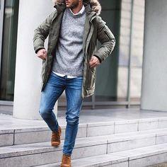 Мужская мода и стиль