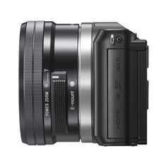 Sony Alpha a5000 Mirrorless Digital Camera with 1650mm OSS Lens Black  International Version ** You can find out more details at the link of the image. (This is an affiliate link) #DigitalCameras