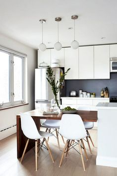 15 small kitchens that will make you want to downsize | Small ... on