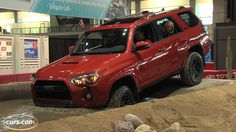 2015 Toyota 4Runner TRD Pro Series - 2014 Chicago Auto Show 2015 Toyota 4runner, Toyota 4runner Trd, Toyota 4x4, Toyota Trucks, Best Off Road Vehicles, Toyota Girl, Chicago Auto Show, Jeep Truck, Land Cruiser