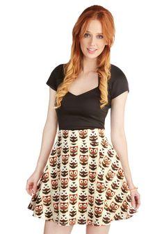 Aviary Afternoon Skirt