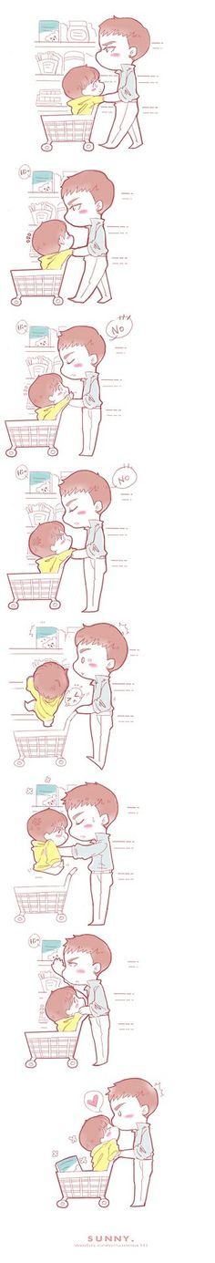 Cute Krisdo ~~ (see logo on pict for credit)