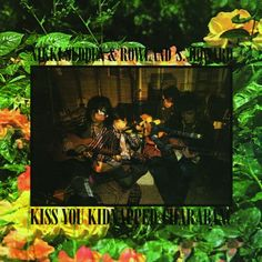 Nikki Sudden And Rowland S. Howard - Kiss You Kidnapped Charabanc on LP