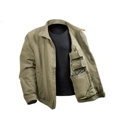Shop us for all your tactical and concealed carry jackets, shirts and vests like our 3 Season Concealed Carry Jacket. 53385 all at great prices!
