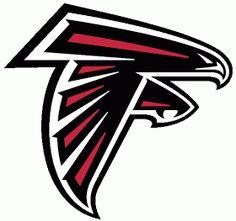 images of the atlanta falcons football logos atlanta falcons logo rh pinterest com