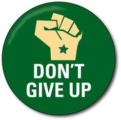 DONT GIVE UP | JamieDoyle(dot)com » don't give up