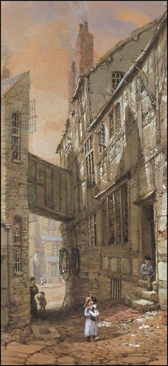 Louise Rayner's Chester paintings