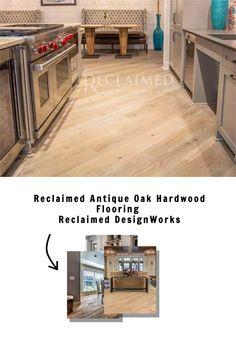 Oak hardwood flooring #oakfloor #oak #hardwoodfloors #woodfloors #wideplankfloors Reclaimed Hardwood Flooring, Hardwood Floors, Wide Plank, Antiques, Inspiration, Wood Floor Tiles, Antiquities, Biblical Inspiration, Wood Flooring