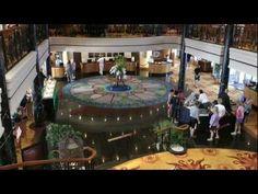 Tour of the Norwegian Spirit NCL Cruise - YouTube