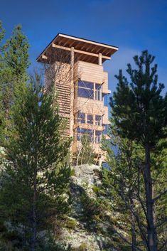 Moose Tower,© Sam Hughes