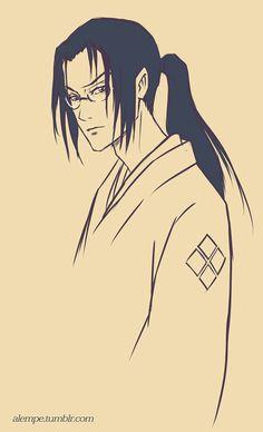 Jin – WIP by alempe on DeviantArt – Samurai Champloo Jin, Cowboy Bebop, Anime Naruto, Manga Anime, Oni Samurai, Anime Crafts, Japanese Anime Series, Anime Japan, Animation