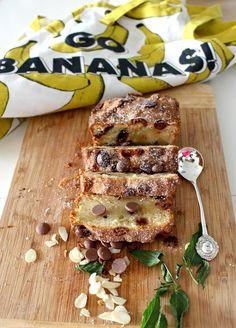 Banana Bread Camembert Cheese, Banana Bread, Cakes, Food, Banana, Essen, Cake, Pastries, Torte