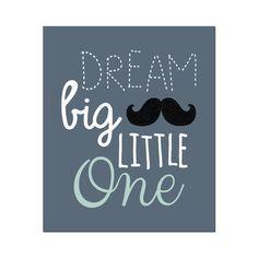 Poster Dream Big-Steel grey - Wanddecoratie Big Little Gifts, My Little Baby, Childrens Gifts, Kids Gifts, Baby Boy Newborn, Baby Kids, Jigsaw Gifts, Citations Photo, Ideas Habitaciones