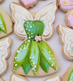 Cookies For Kids, Fancy Cookies, Iced Cookies, Cute Cookies, Cookies Et Biscuits, Sugar Cookies, Cookie Frosting, Royal Icing Cookies, Princess Cookies